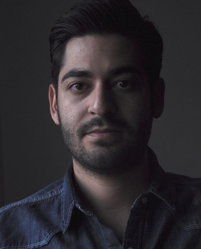 sina acteur iranien
