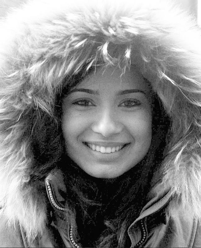Sonia Emamzadeh arctice comedienne iranienne