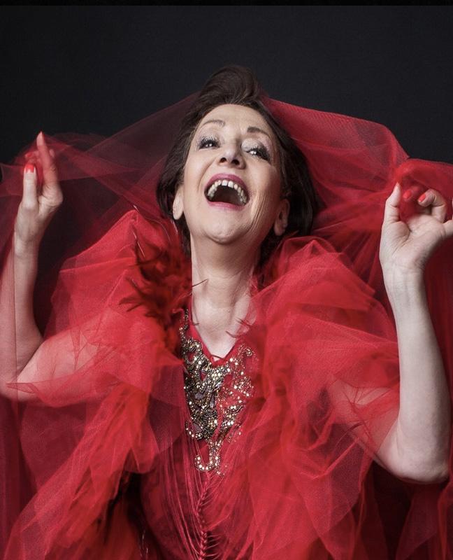 comédienne franco iranienne Mari-jo Khojandi