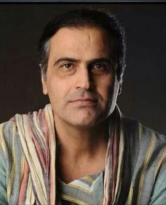 acteur comdien iranien Behzad Khodoveisi