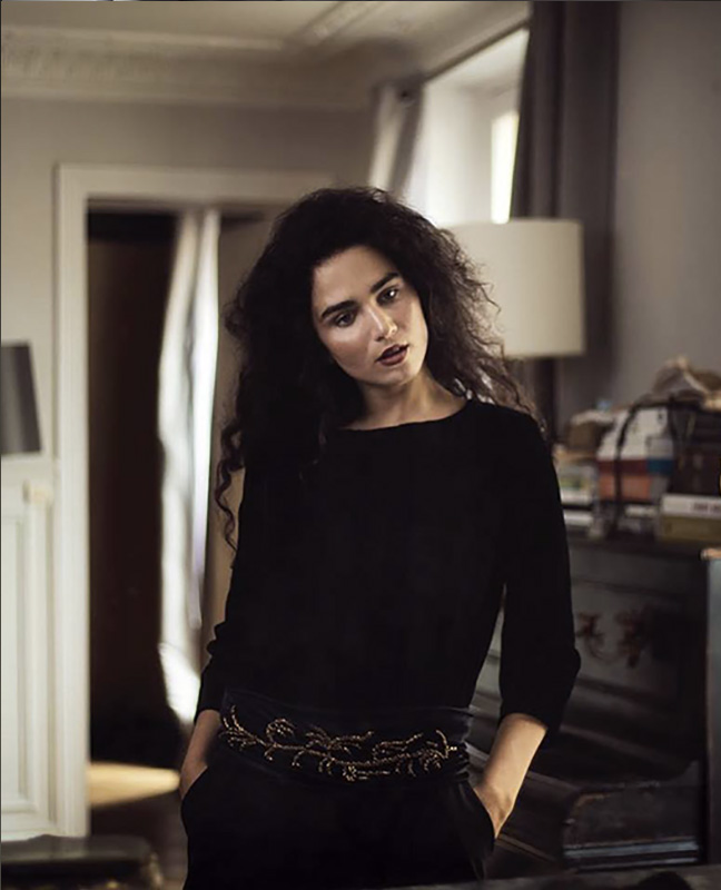 actrice iranienne