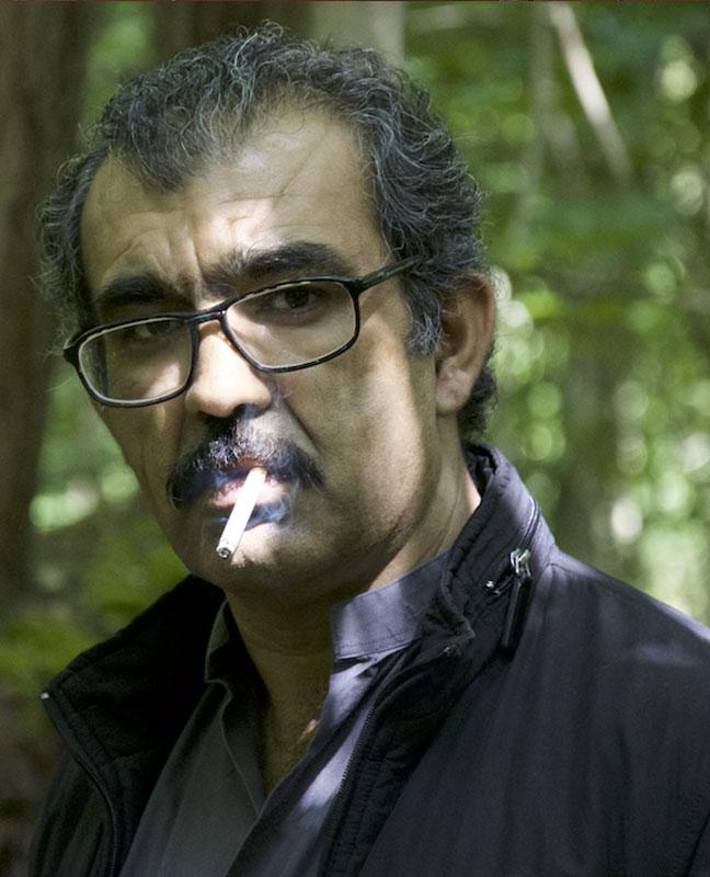 Aziz Hamrah comedien Afghan