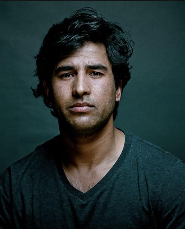comédien acteur afghan pachto