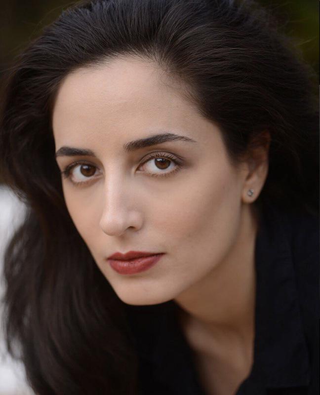 comédienne iranienne