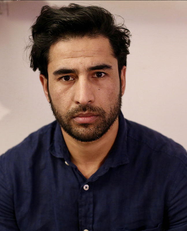 acteur afghan