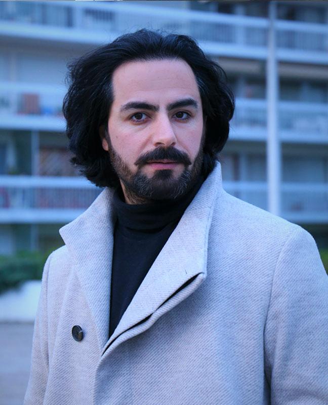 homme afghan