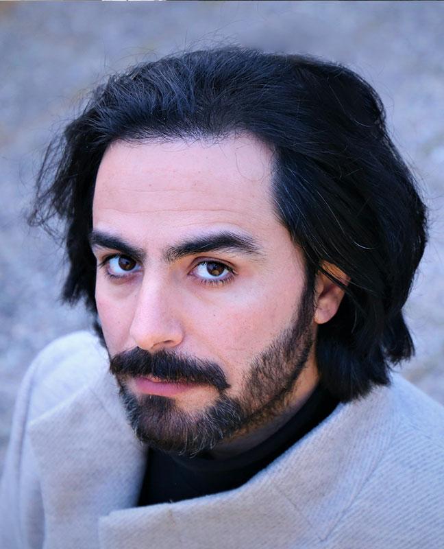 comédien iranien afghan