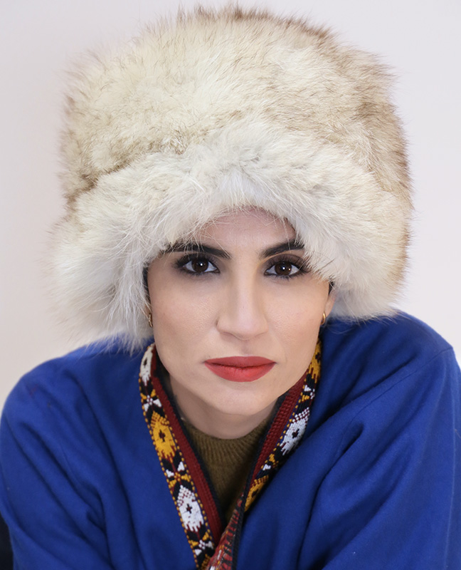 actrice afghane