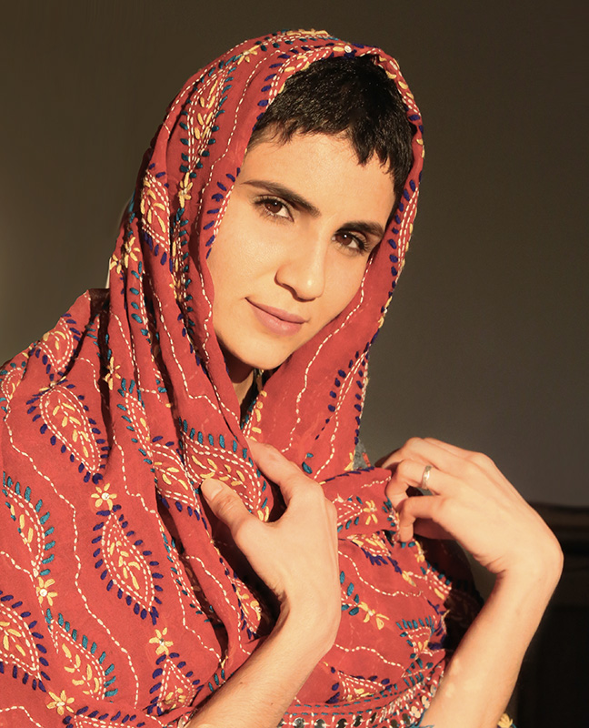 actrice afghanistan