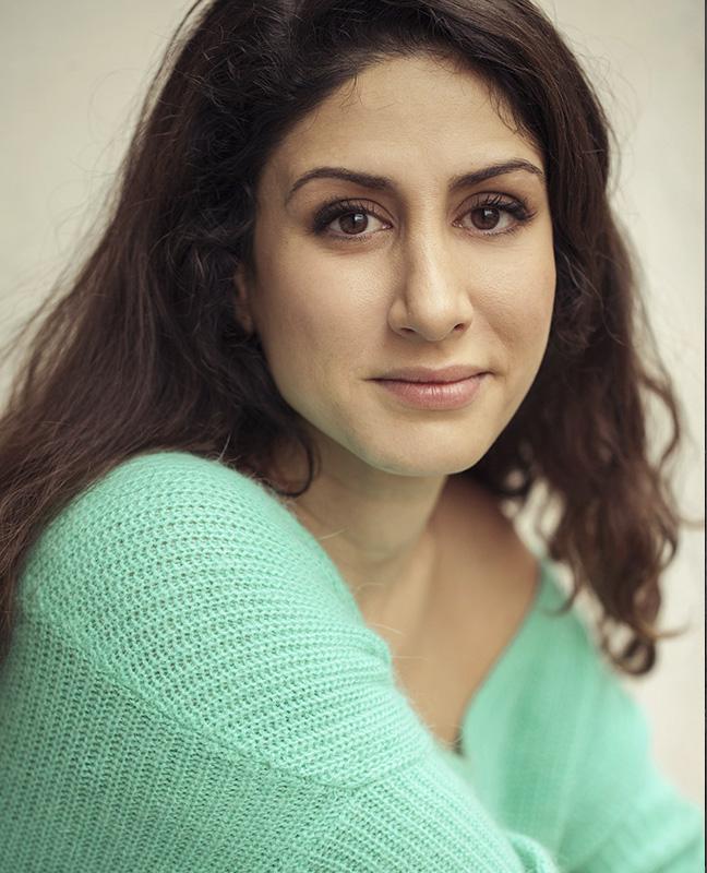 actrice iranien
