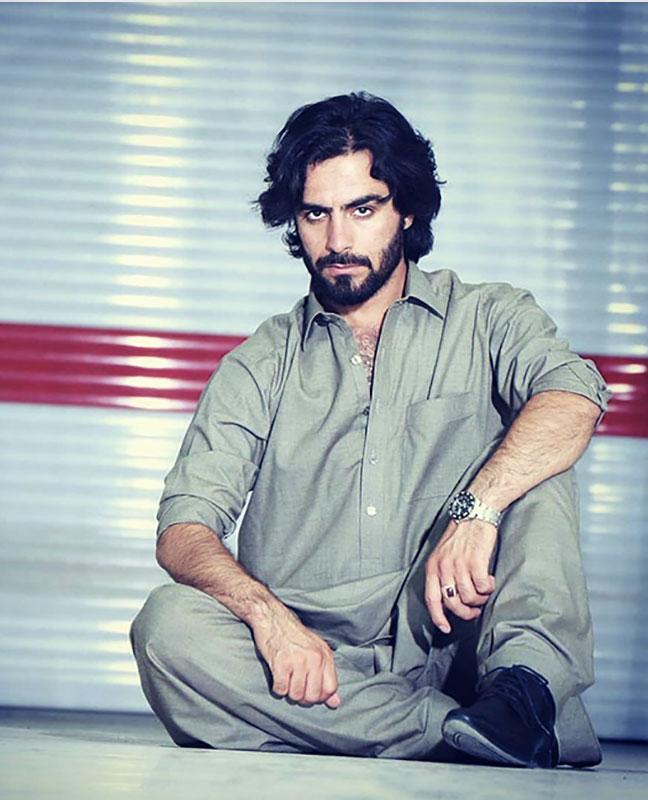 acteur afghan iranien