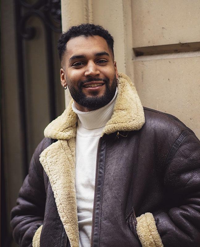 Homayoun acteur