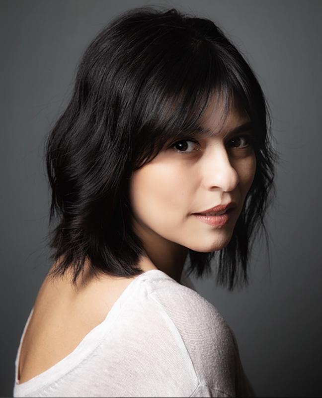 franco-iranienne actress