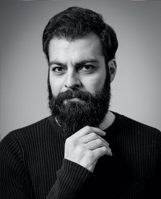 comédien kurd